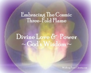 Three fold flame-2-qpr