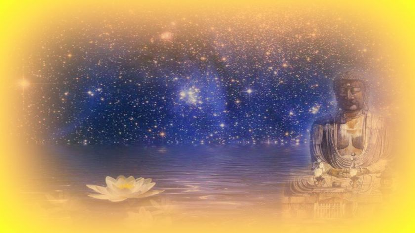 buddha-lotus-gold flame